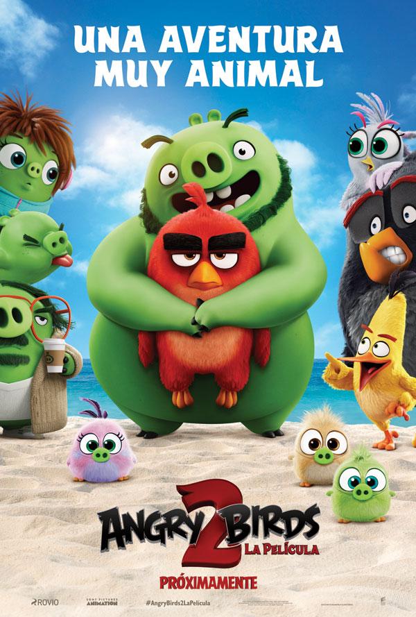 'Angry Birds 2': que alguien les enseñe a hacer aviones, por favor