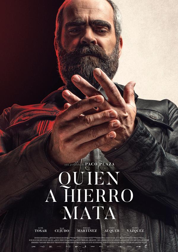 'Quien a Hierro Mata': La película más terrorífica de Paco Plaza