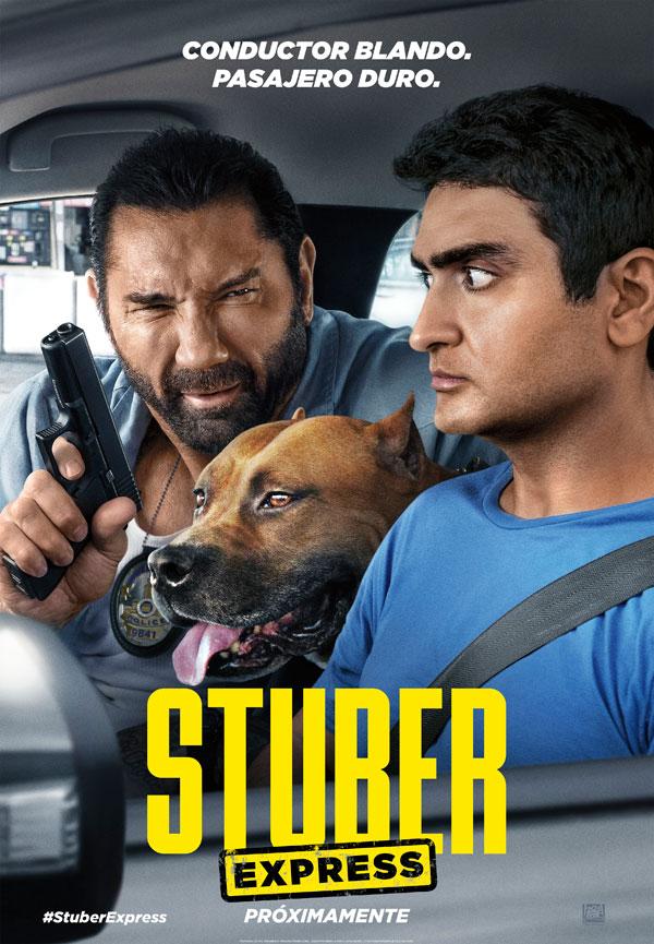 'Stuber Express': El buen rollo está en camino