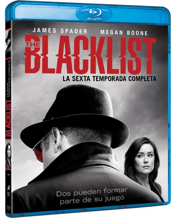 La sexta temporada de 'The Blacklist', en DVD y Blu-ray