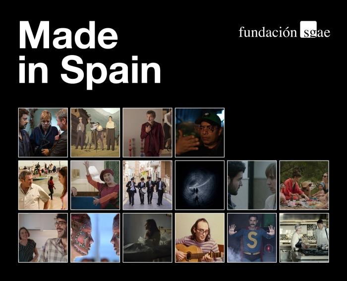 Dieciséis títulos integran la sección Made in Spain