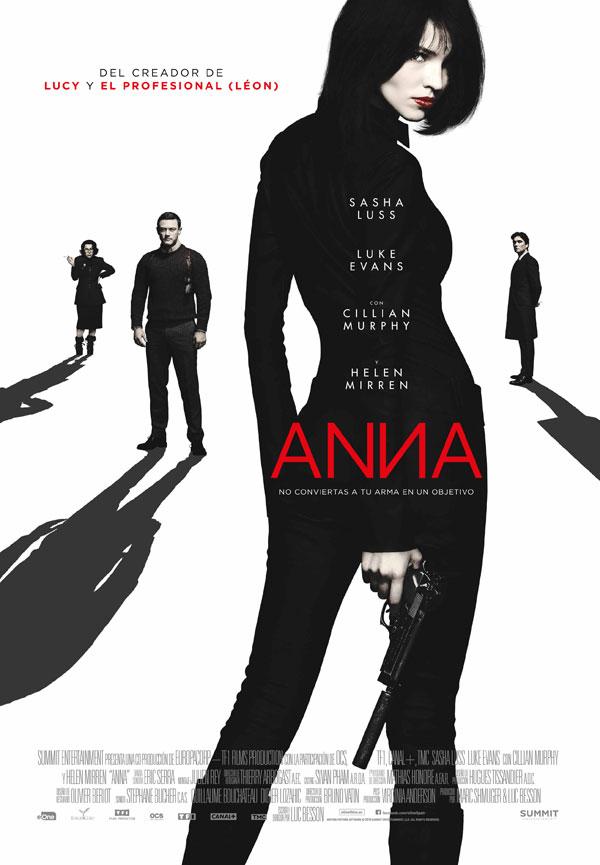 'Anna': Un festival de intriga