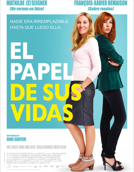 'El Papel de sus vidas' llega a las carteleras el próximo 27 de septiembre