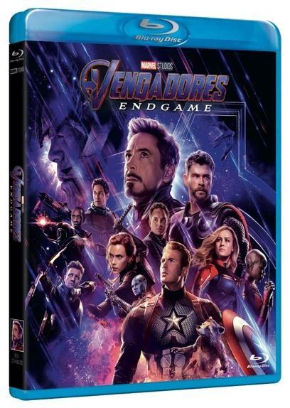 'Vengadores: Endgame', ya en DVD, Blu-ray, y alquiler digital