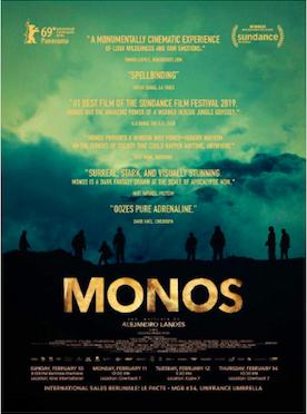 'Monos' y 'Papicha' seleccionadas por Colombia y Argelia para Los Oscars