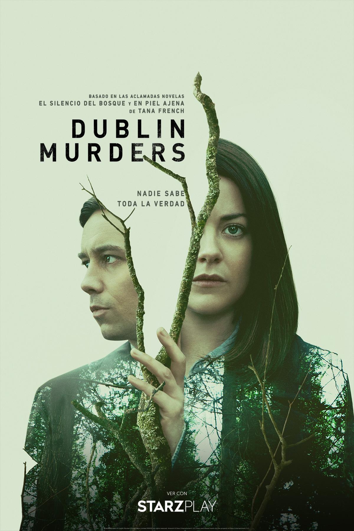 'Dublin Murders', 10 de noviembre en StarzPlay