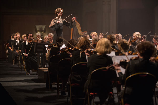 'La Directora de Orquesta' se estrena el próximo 4 de octubre