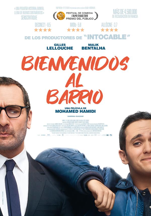 'Bienvenidos al Barrio': Chicos nuevos en la oficina