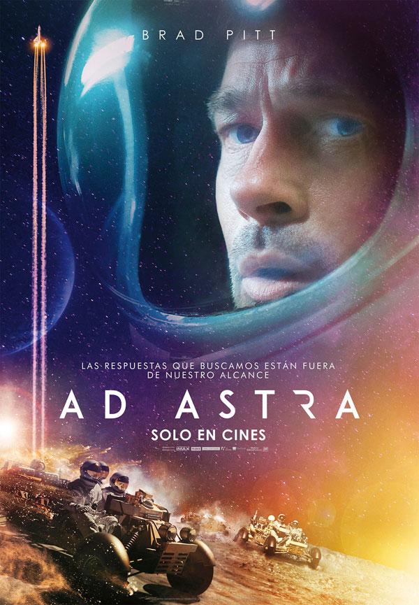'Ad Astra': Íntima odisea espacial