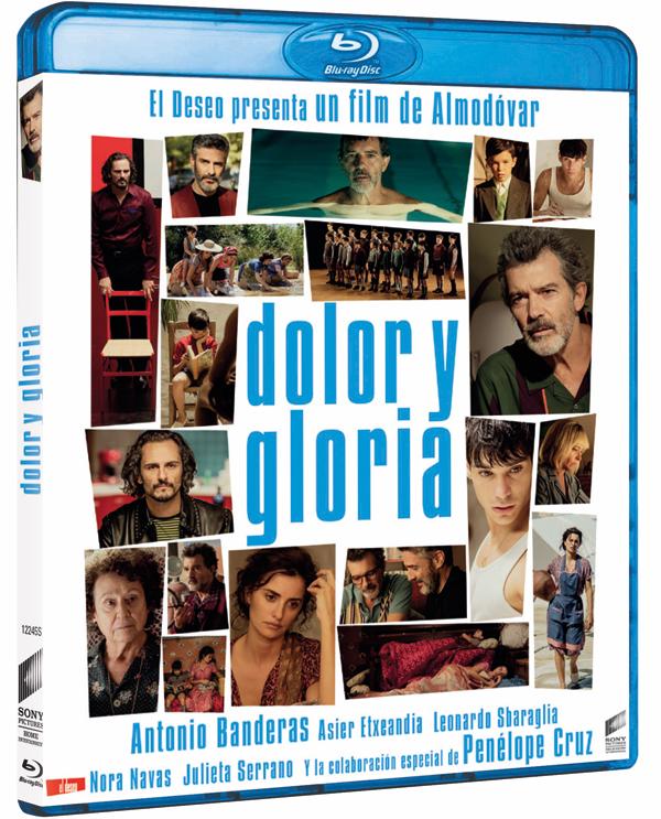 Disfruta de 'Dolor y Gloria' en Blu-ray o DVD