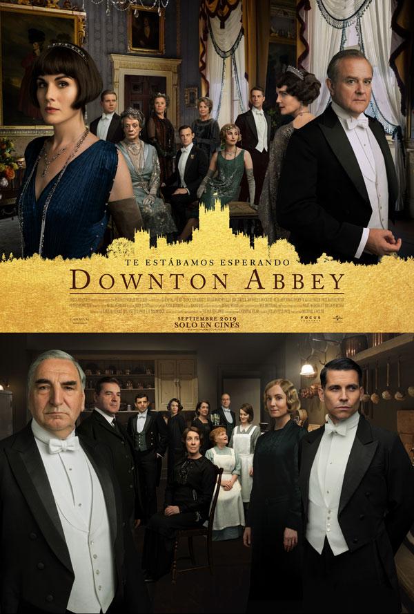 'Downton Abbey', tierno y emotivo especial de una serie mítica