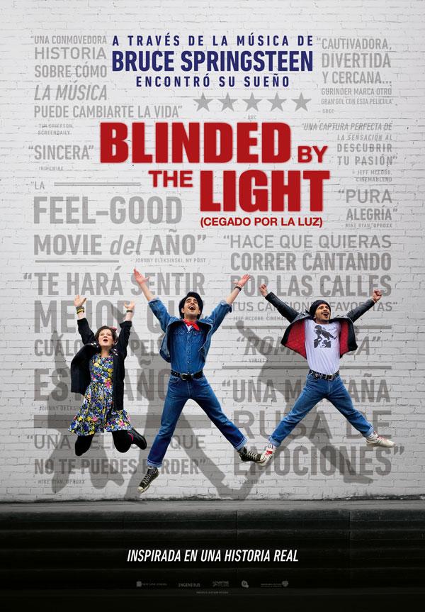 'Blinded by the light (Cegado por la luz)': La lucha por cumplir un sueño