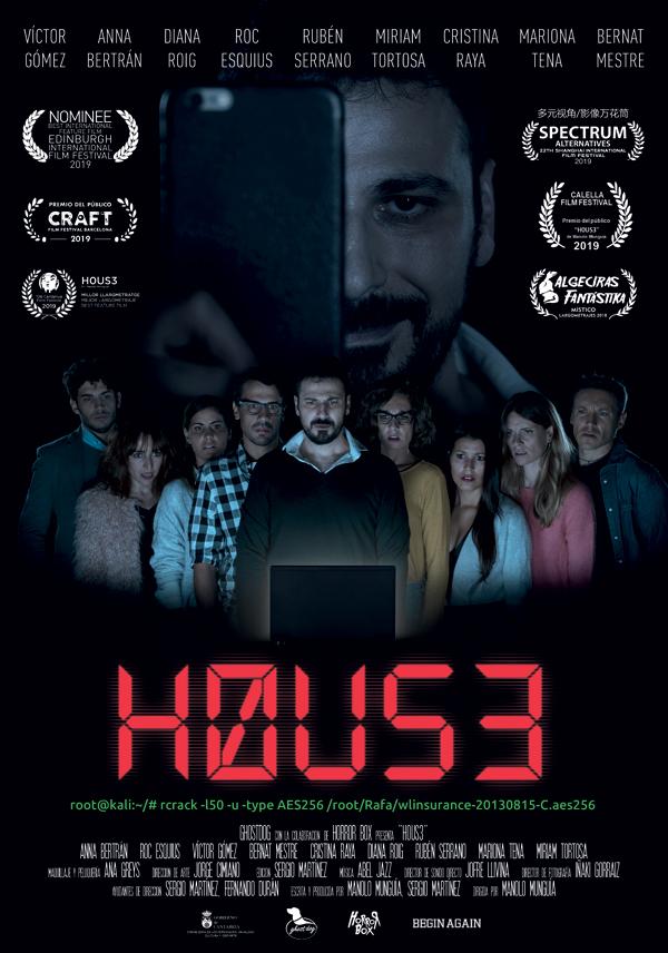 'H0us3': un thriller tecnológico imperfecto pero necesario