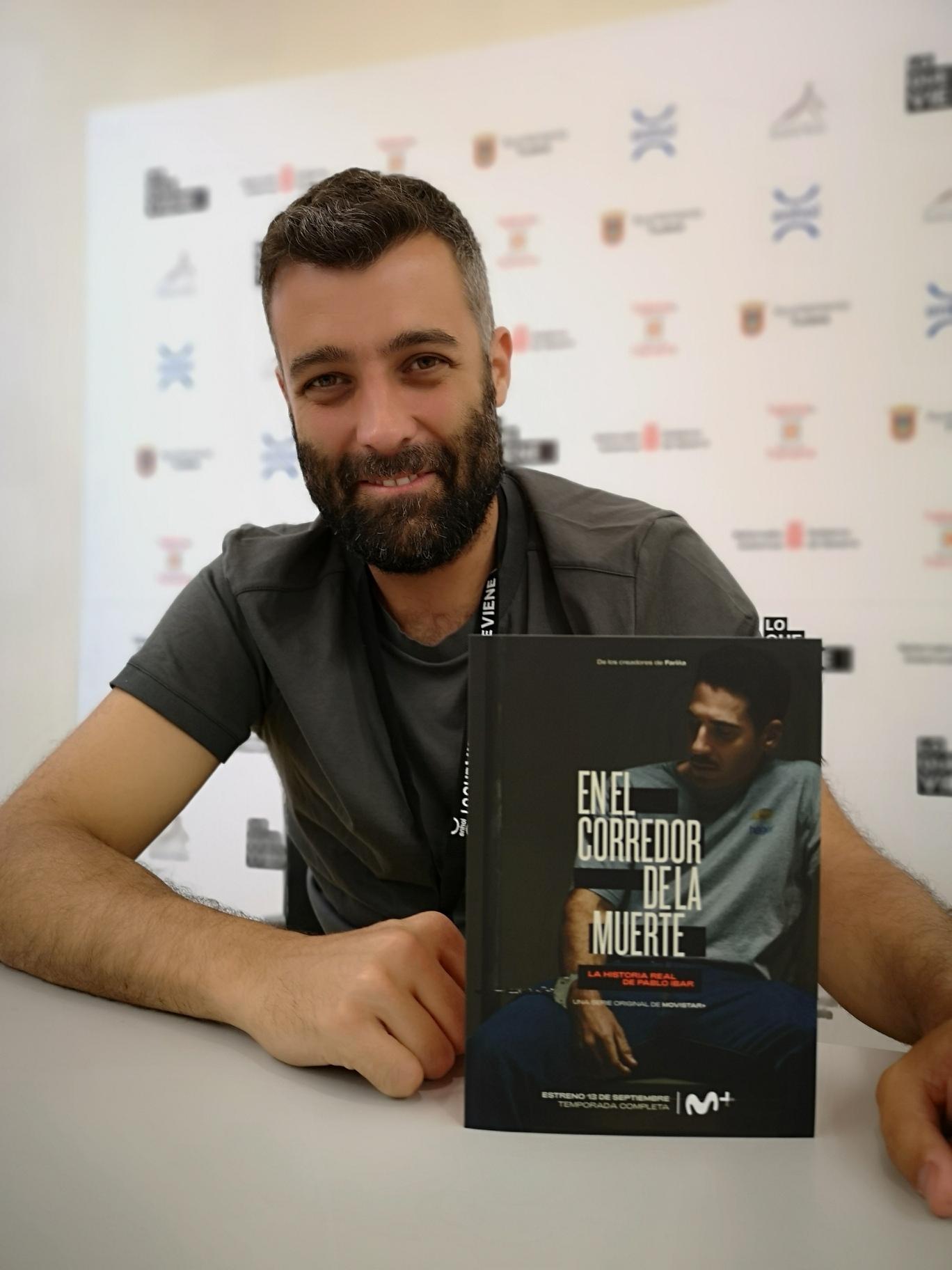 """Nacho Carretero: """"Es inevitable no implicarse emocionalmente con la historia de Pablo Ibar""""."""