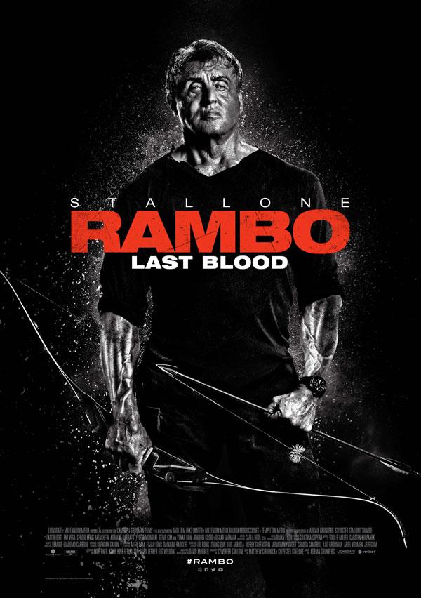 'Rambo: Last Blood': la cinta ideal para los amantes del cine de acción de toda la vida