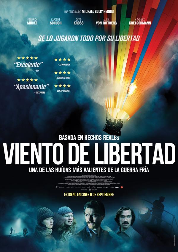 'Viento de Libertad': O las corrientes milagrosas