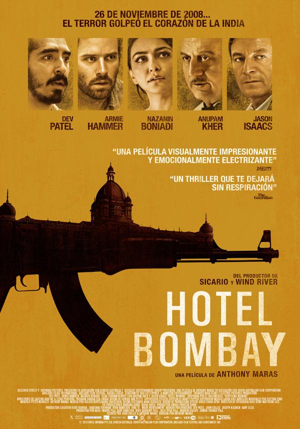 'Hotel Bombay': Un notable ejercicio de tensión frenética