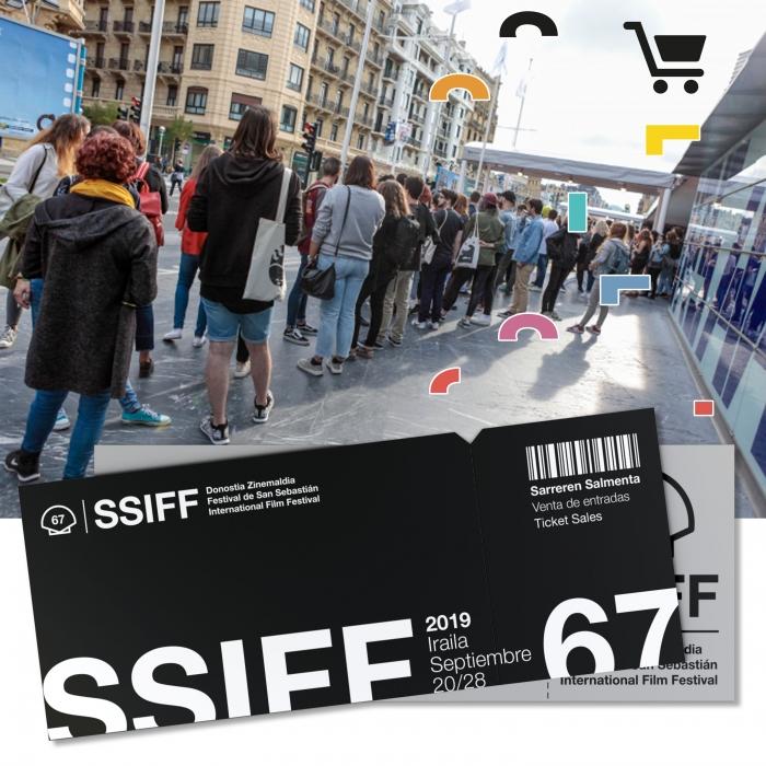 La venta de entradas de la 67 edición del Festival de San Sebastián, al detalle