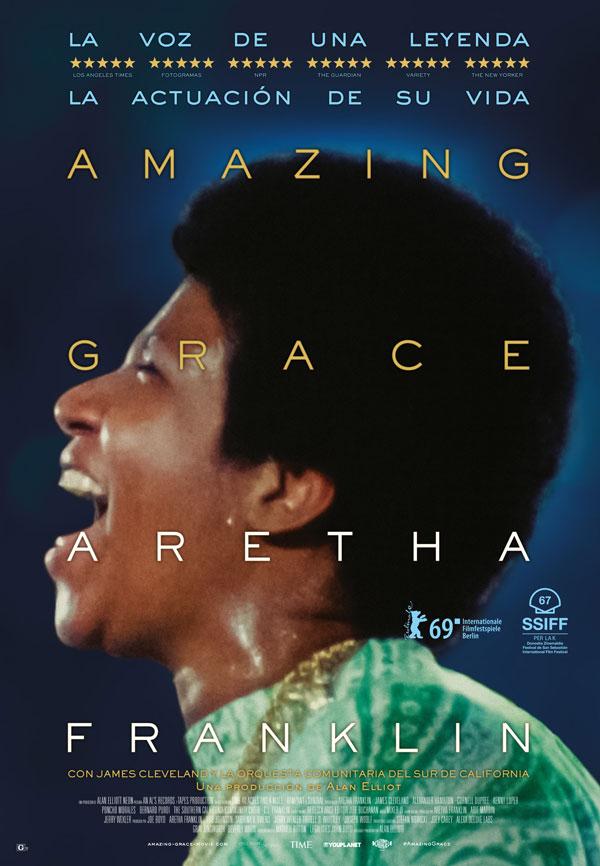 'Amazing Grace': Siempre Aretha