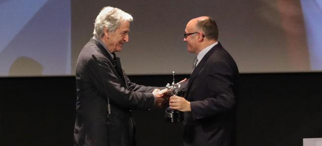 Premio Donostia político para Costa-Gavras