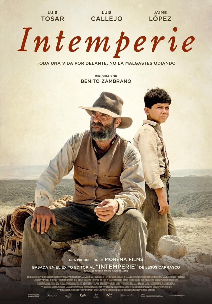 'Intemperie', de Benito Zambrano se estrena el 22 de noviembre