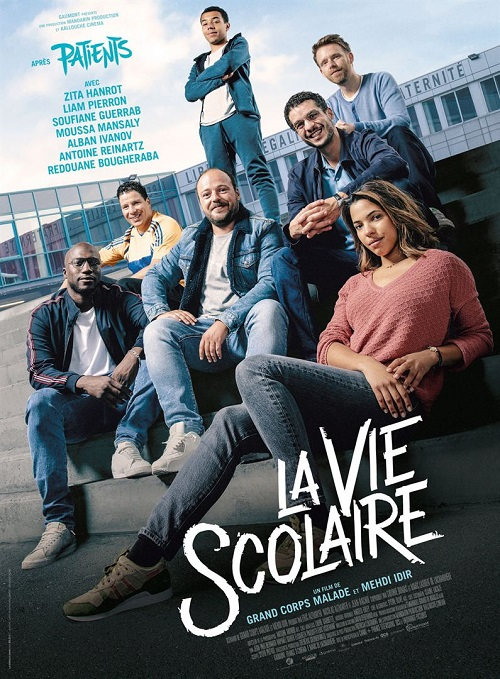 'La Vida Escolar', número 1 en Francia