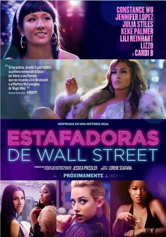 'Estafadoras de Wall Street', 22 de noviembre en cines