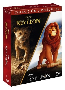 'El Rey León', 20 de noviembre en DVD y Blu-ray