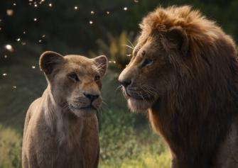 'El Rey León', película Disney más taquillera en España