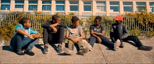 'Los Miserables': Tremendismo en los suburbios de París