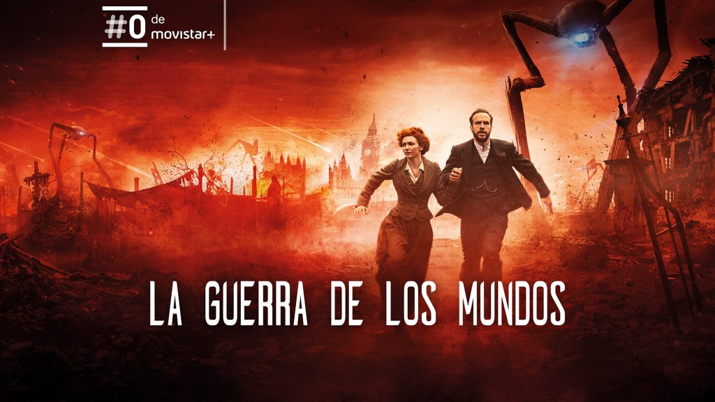 'La guerra de los mundos', estreno mundial el 11 de octubre en #0 de Movistar+