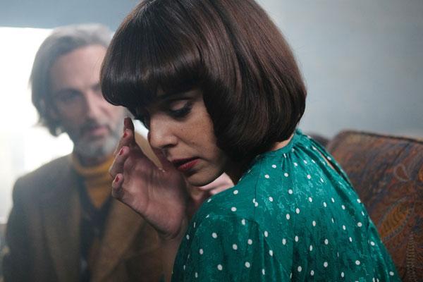 """Belén Cuesta: """"La película habla del delirio, la verdad o la realidad depende de cada uno""""."""
