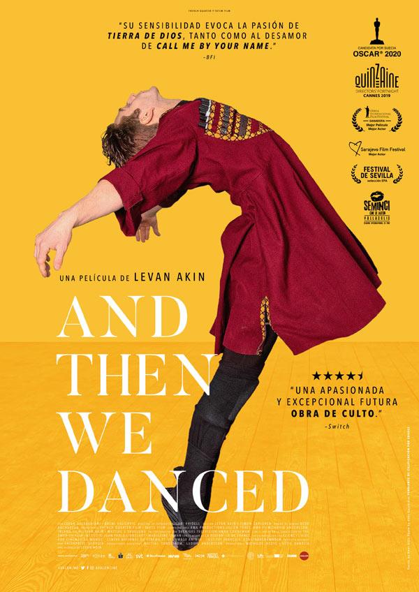 'And then we danced', de Levan Akin, se proyectará en la SEMINCI de Valladolid