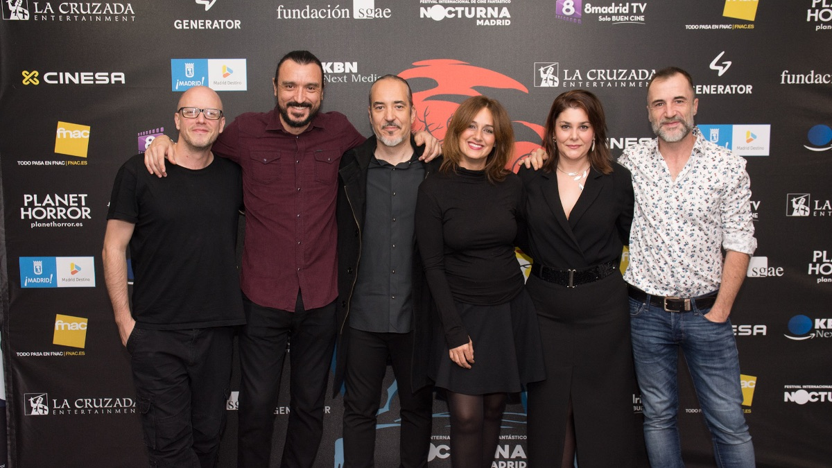 'Amigo' de Óscar Martín, gran triunfadora de la VII edición del Festival Nocturna Madrid