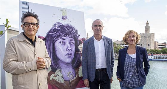Sevilla entrega su Giraldillo de Honor al cine militante y visionario de Pere Portabella