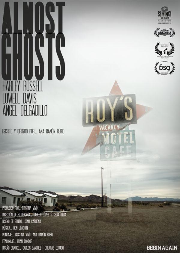 'Almost Ghosts': el paso del tiempo siempre pasa factura