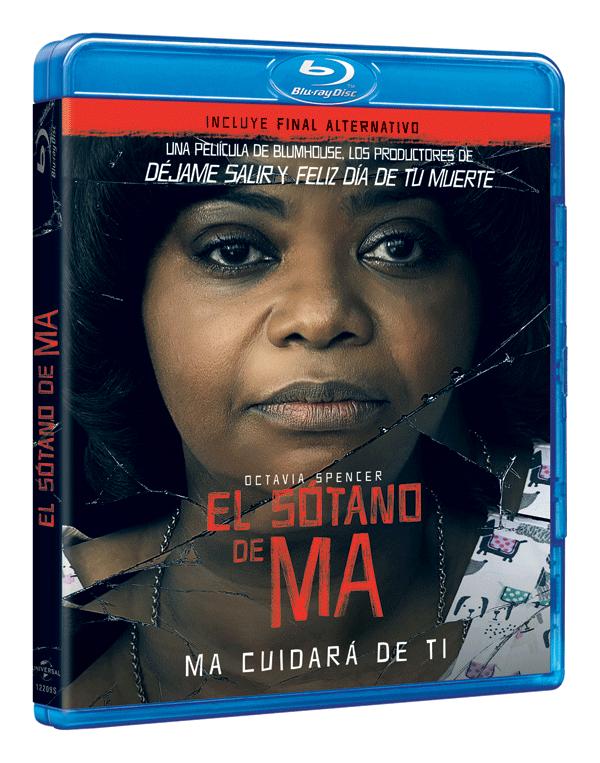 Descubre el final alternativo de 'El Sótano de Ma', ya en DVD y Blu-ray