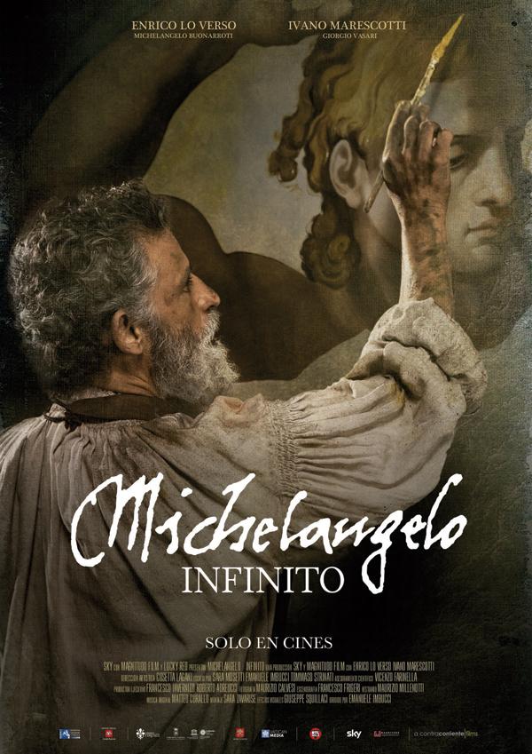 'Michelangelo: Infinito' – La esencia de lo eterno