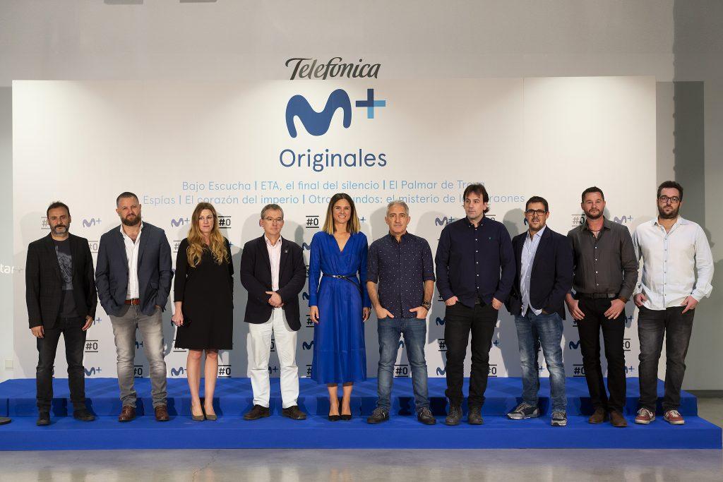 Movistar + presenta seis nuevos proyectos de no ficción