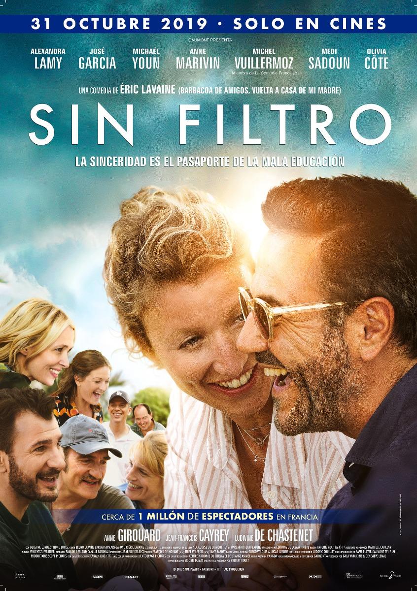 'Sin Filtro': la naturalidad y realismo de su narrativa hace que nos identifiquemos con ellos