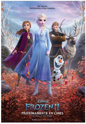 'Frozen 2' te dejará helado en su nuevo tráiler