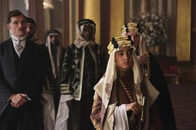 Gran éxito de 'Nacido Rey' en su estreno internacional