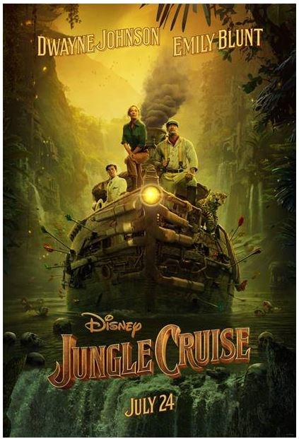 'Jungle Cruise' presenta su primer tráiler