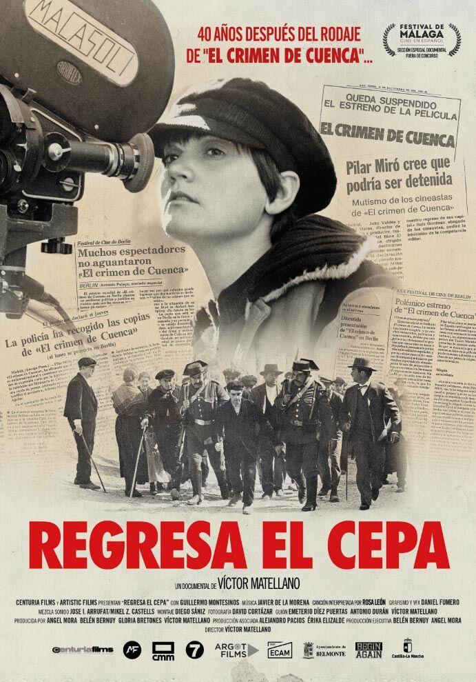 'Regresa el Cepa', proyección especial en la SEMINCI de Valladolid