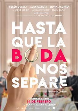 'Hasta que la boda nos separe', 14 de febrero en cines