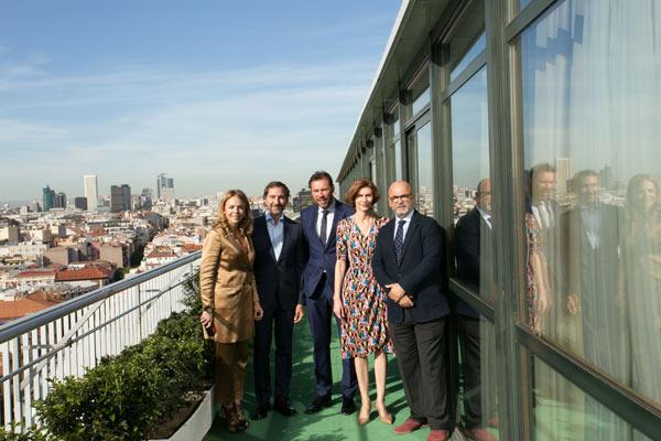 James Costos, embajador honorario de la Spain Film Commission, presenta en Madrid el I Encuentro 'Shooting in Spain'