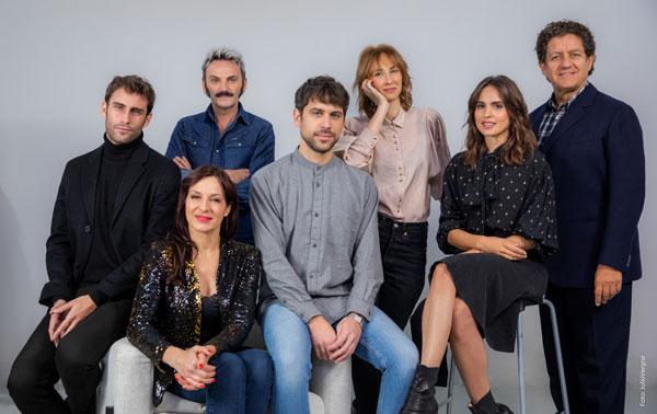 'Explota explota', una comedia musical a ritmo de Raffaella Carrá