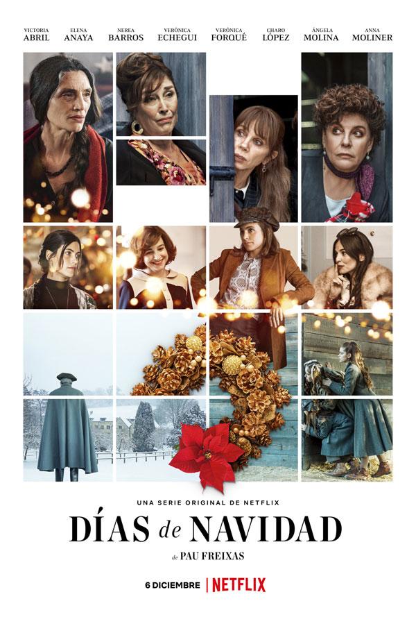 'Días de navidad' llega el próximo 6 de diciembre a Netflix
