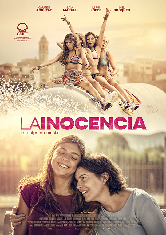 'La Inocencia' se estrena el próximo 10 de enero