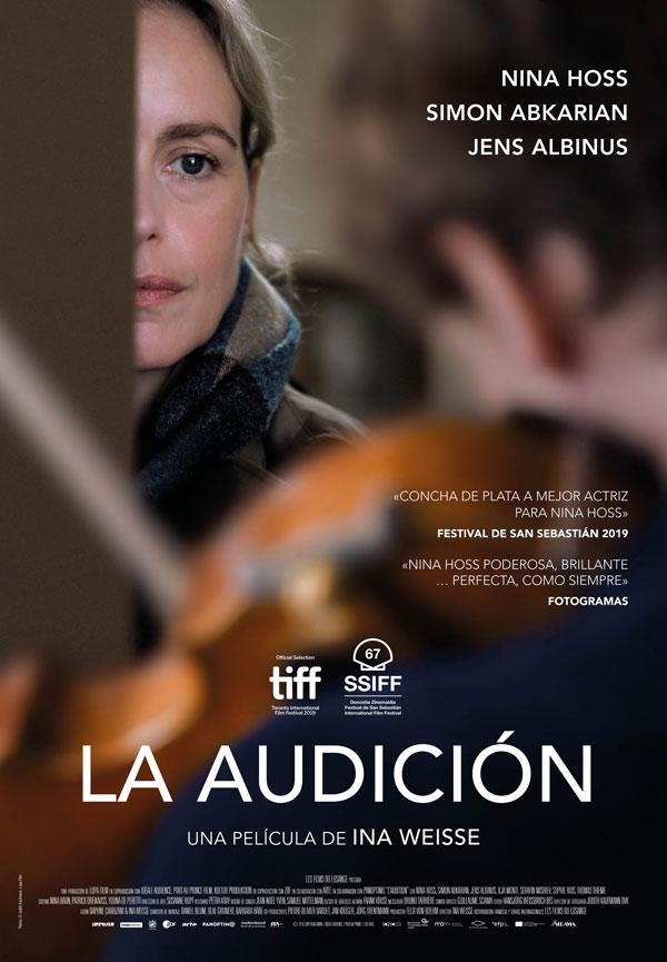 'La Audición': Elegancia e Inquietud Al Servicio De La Psicología